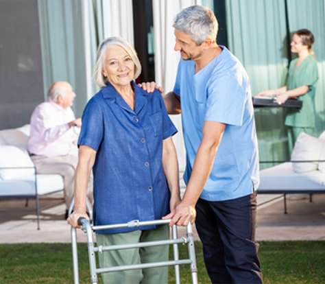 Nurses and Carers<br/> for Organisations